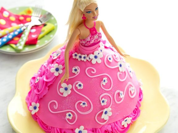 Barbie Torte Rezept Eat Smarter