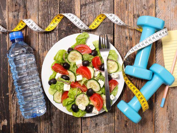 Wie man Bauchfett mit gesunden Lebensmitteln verliert
