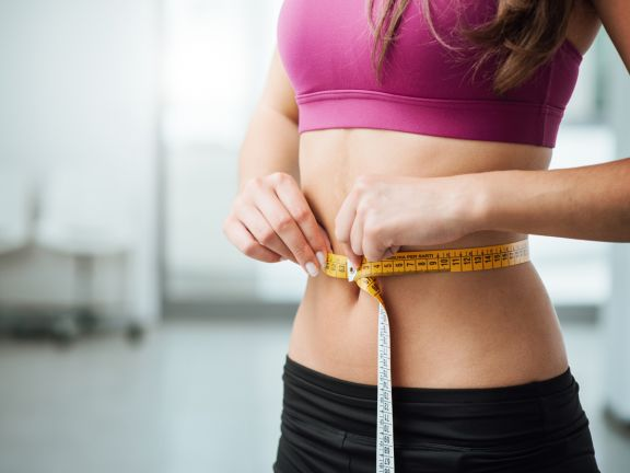 Was zu essen, um Bauch und Hüften zu verlieren
