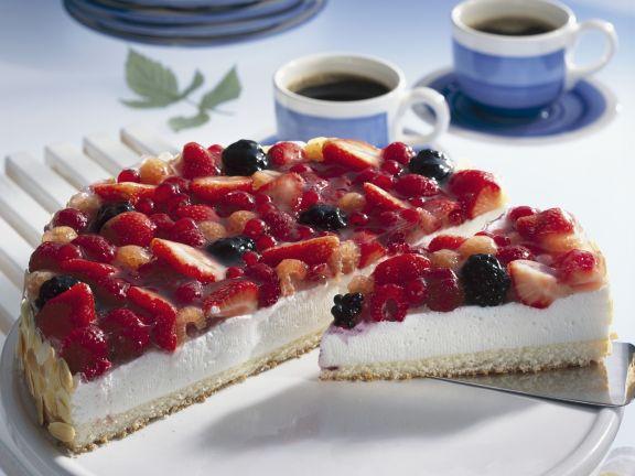 Beeren Quark Torte Rezept Eat Smarter