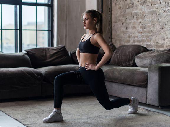 Leg exercises for slim legs