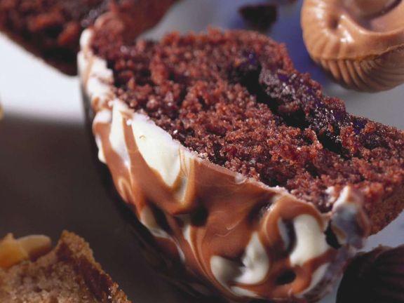 Belgische Pralinen-Muffins