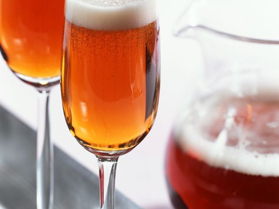 Bier-Cocktail