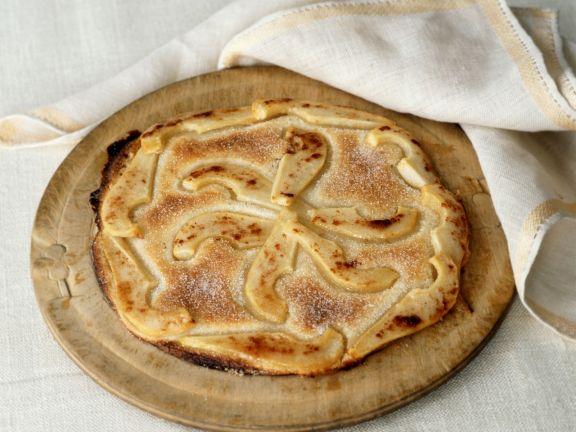 Birnen-Pfannkuchen