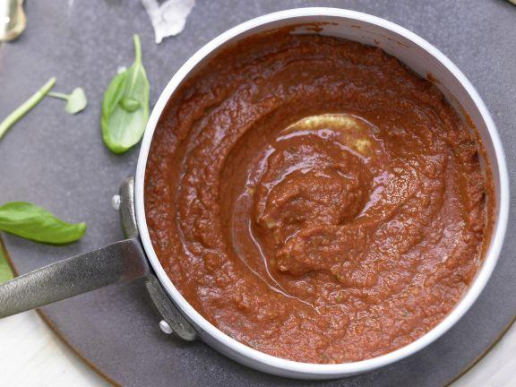 blitz tomatensauce grundrezept rezept eat smarter. Black Bedroom Furniture Sets. Home Design Ideas