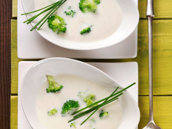 Blumenkohl-Gorgonzola-Suppe