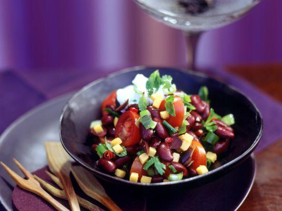 Bohnen-Chili-Salat