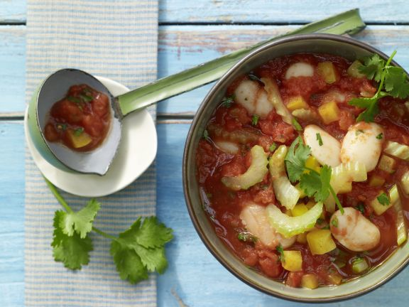 Bohnen-Paprika-Chili