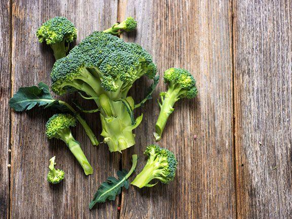 Brokkoli: antioxidativ und mineralstoffreich