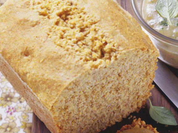 Brot aus Maismehl