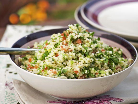 Bulgur-Kräuter-Salat