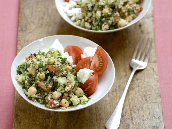 bulgur tomaten salat mit feta rezept eat smarter. Black Bedroom Furniture Sets. Home Design Ideas