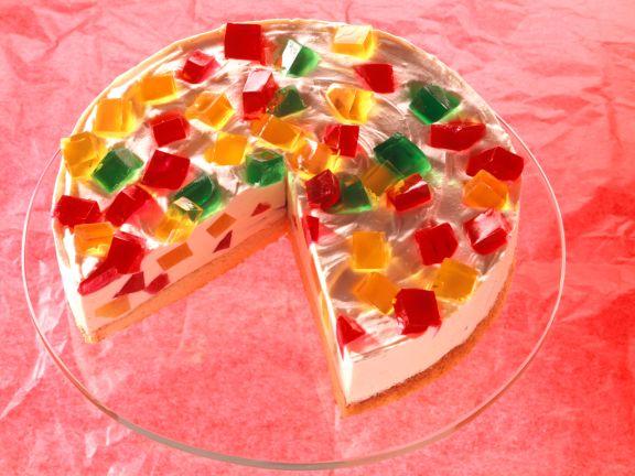 Bunte Gotterspeisen Torte Rezept Eat Smarter