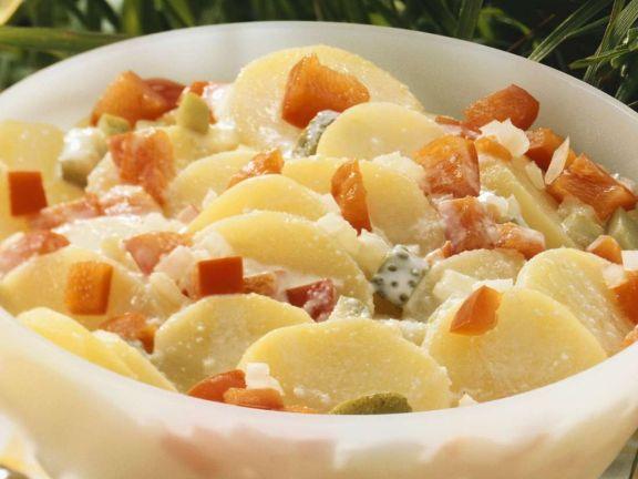 Bunter-Kartoffelsalat