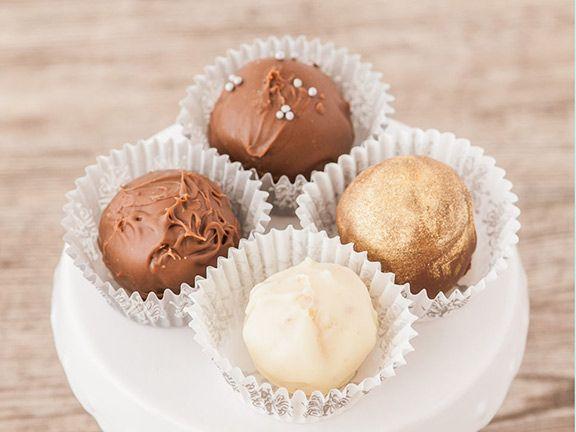 Smarte Cake Balls: Kuchenpralinen auf die leichte Art
