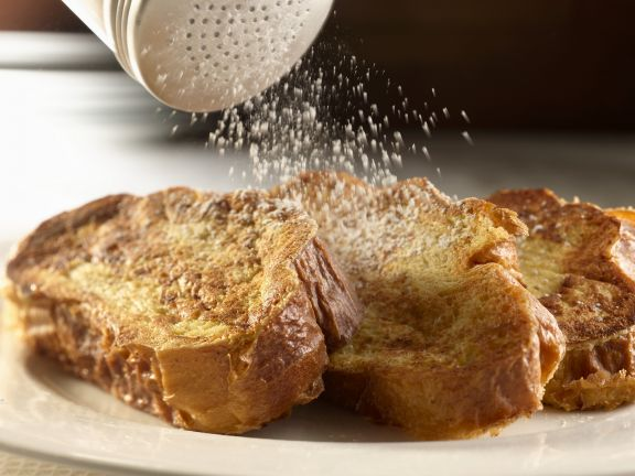 Challah Arme Ritter (Challah French Toast)