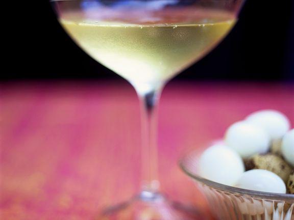 Champagner mit Cointreau