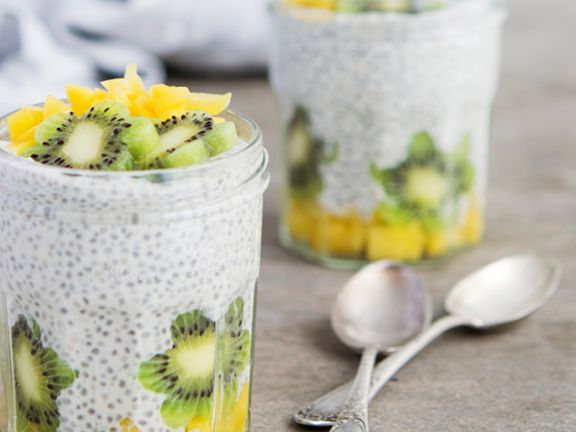 Chia-Joghurt-Pudding