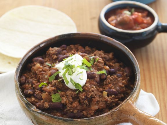 Chili con Carne – Low Carb