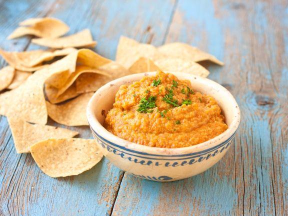 Chili-Hummus