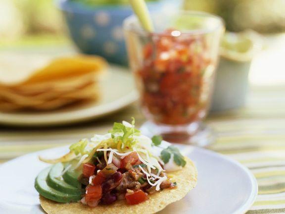 Chili mit Tacos