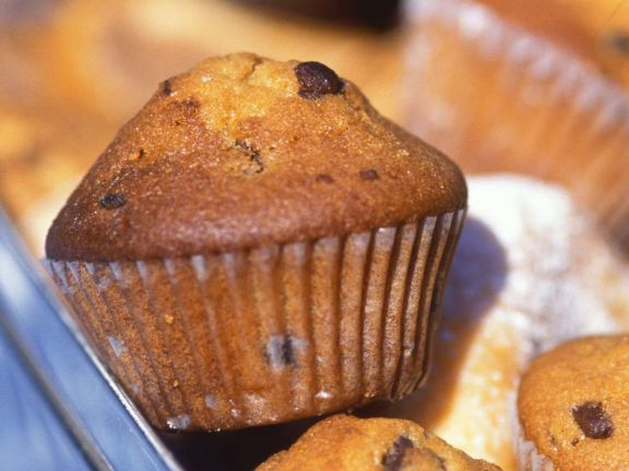 Chocolatchip-Muffins