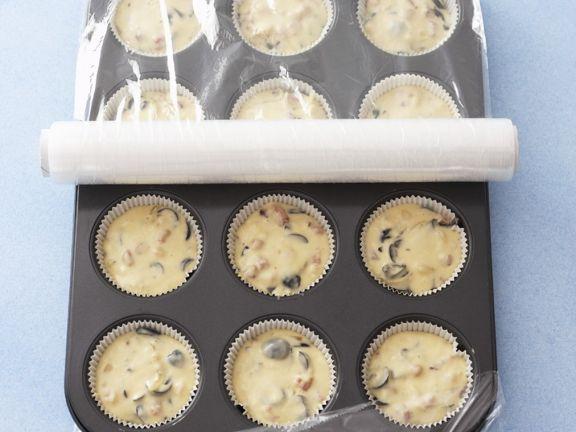 Chocolate Chip Muffins mit Banane