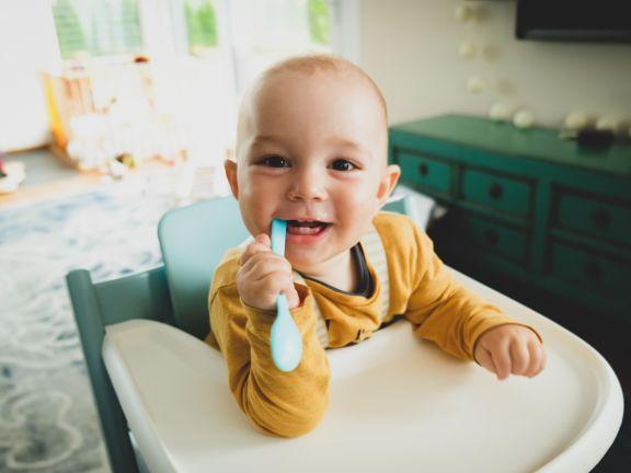 Hilfe für Eltern: Beikostplan fürs Baby © Christian Herrmann / Unsplash