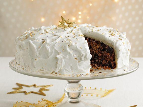 Christmas-Torte