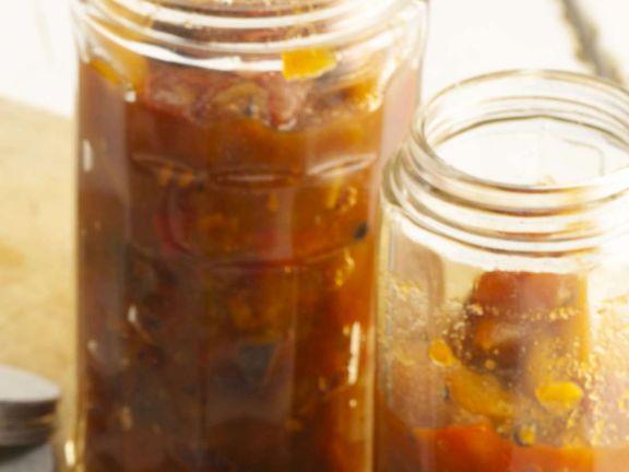 Chutney aus Tomate