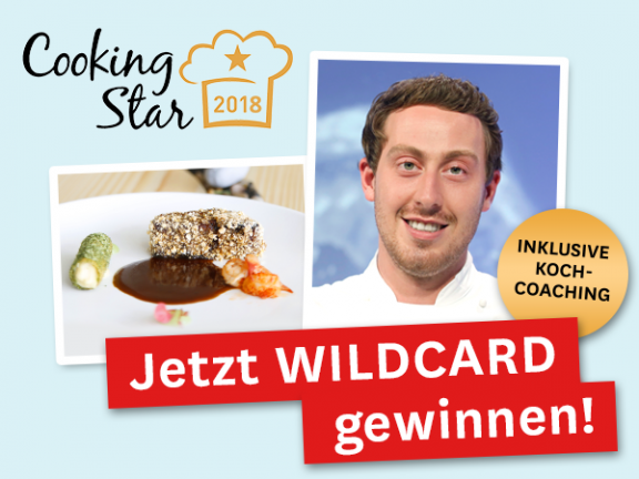 Cooking Star Wild Card 2018