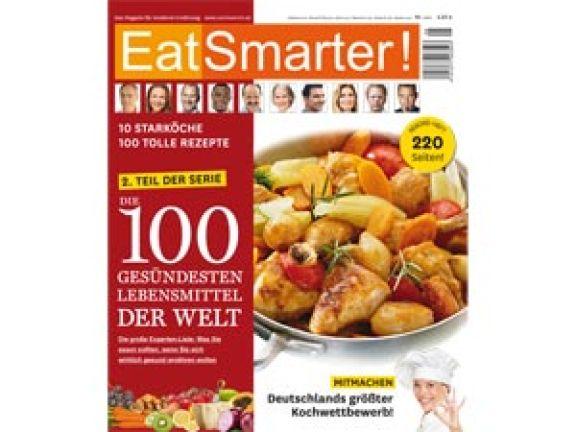 Das neue EAT SMARTER-Magazin Nr. 5/14