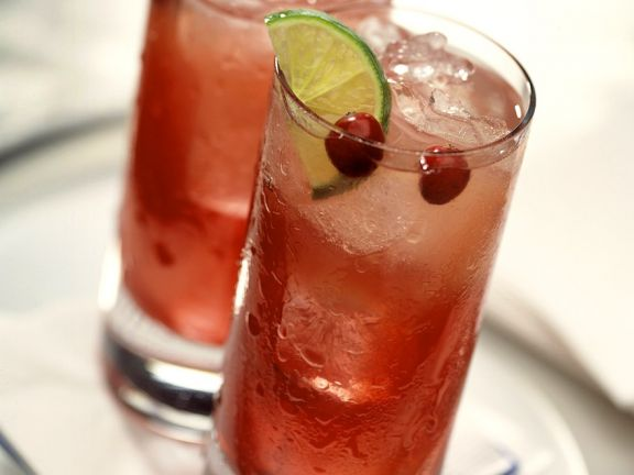 Cranberry-Drink