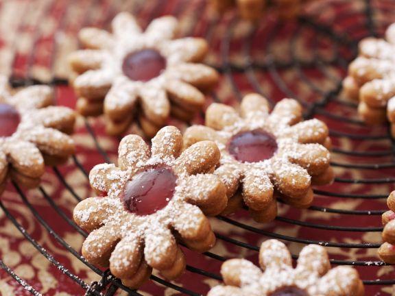 Cranberry-Spitzbuben
