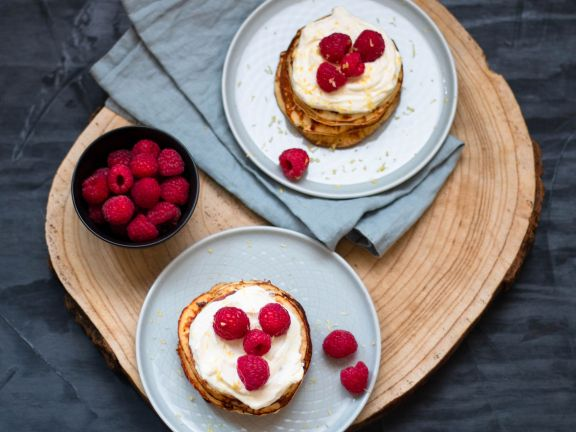 Cream-Cheese-Low-Carb-Pancakes