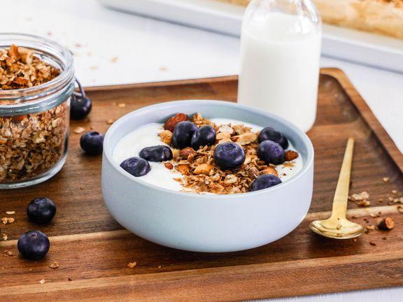 Crunchy Kokos-Granola
