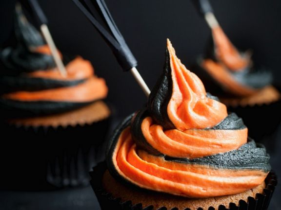Cupcakes Zu Halloween Rezept Eat Smarter