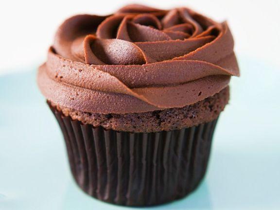 Cupsakes mit Schokolade