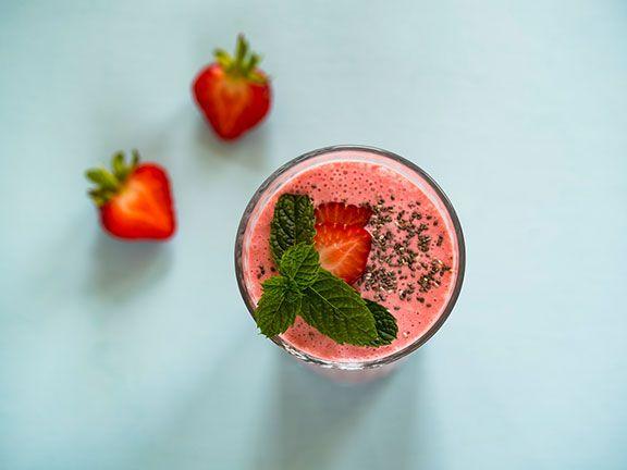 Detox-Kur: In die Säfte kommen nur Obst und Gemüse