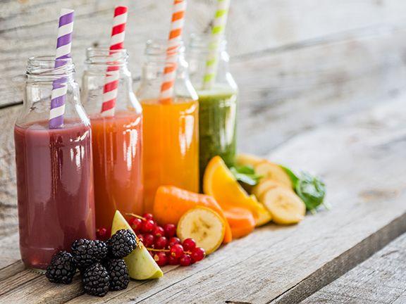 Das Steckt Hinter Der Detox Diat Eat Smarter