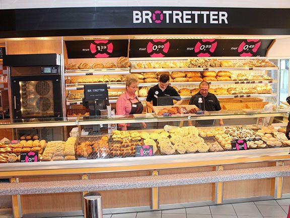 """Nur Ware vom Vortag: Erste """"BrotRetter""""-Bäckerei eröffnet"""
