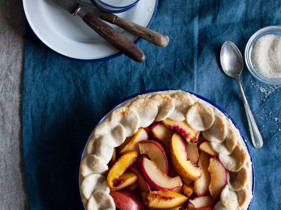 Dinkel-Früchte-Tarte