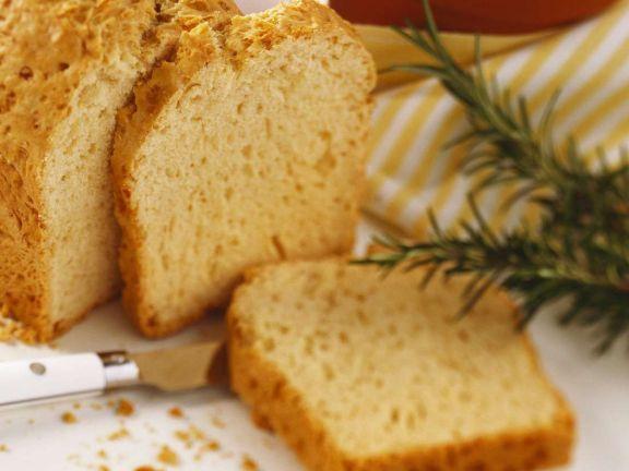 Dinkelkastenbrot (ohne Milch & Ei gebacken)