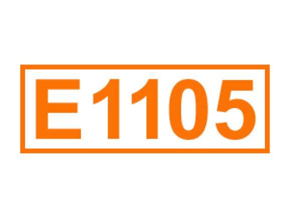 E 1105 ein Konservierungsstoff