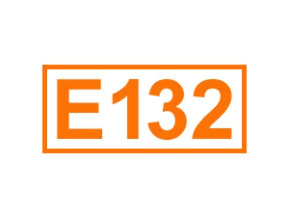 E 132 ein Farbstoff