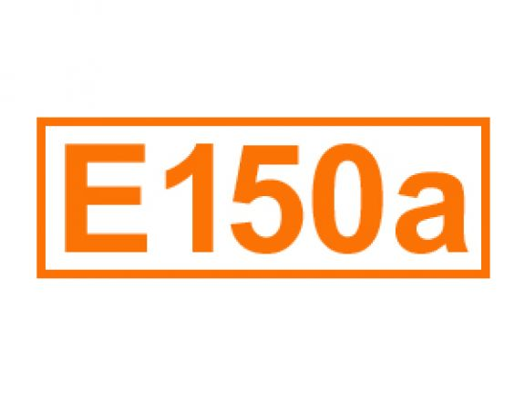 E 150 a ein Farbstoff