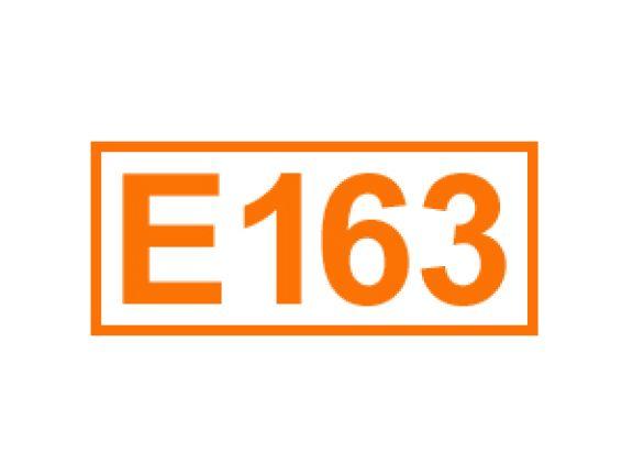 E 163 ein Farbstoff