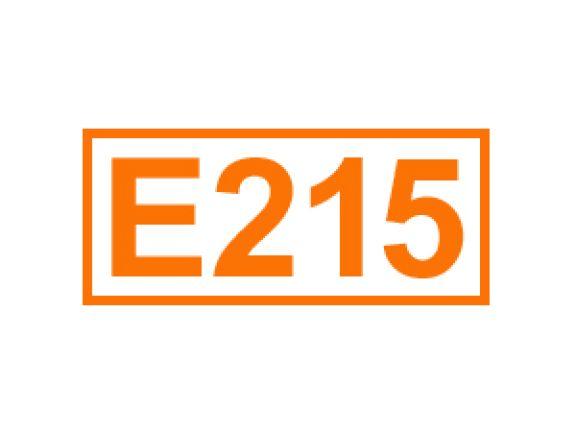 E 215 ein Konservierungsstoff