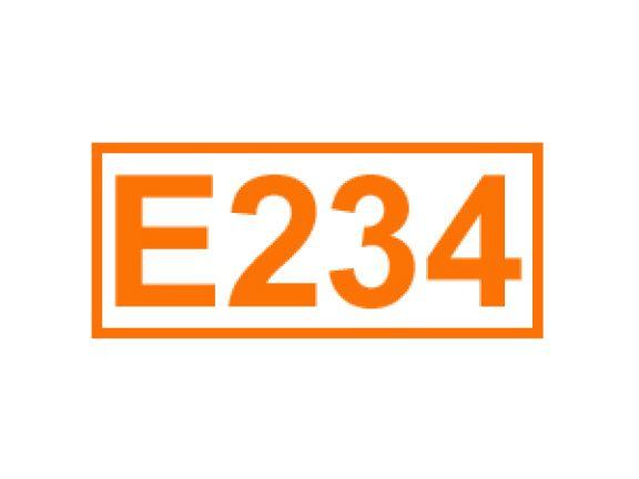 E 234 ein Konservierungsstoff