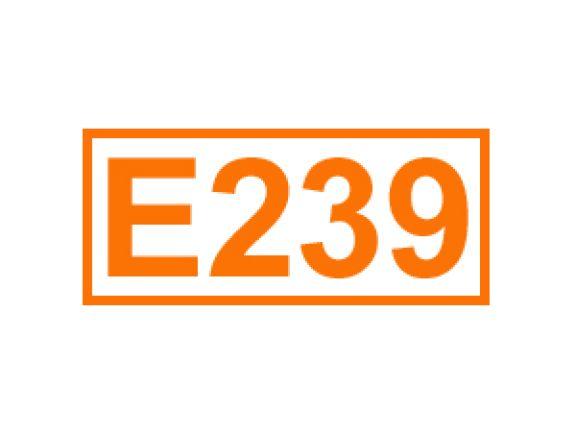 E 235 ein Konservierungsstoff